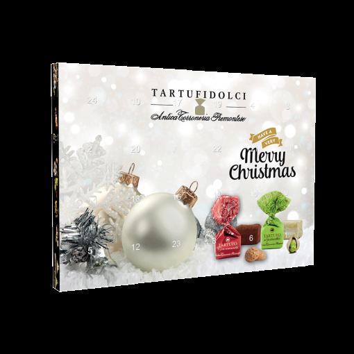Weihnachtskalender Auf Rechnung.Weihnachtskalender Tartufi Dolci Schokoladentrüffel Adventskalender 2 X 12 Sorten 336g