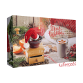 Bio/Fair Kaffee Adventskalender Kaffeepads ~ 168g