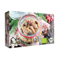 Bio Superfood Adventskalender 24 hochwertige Snacks ~ 1270g