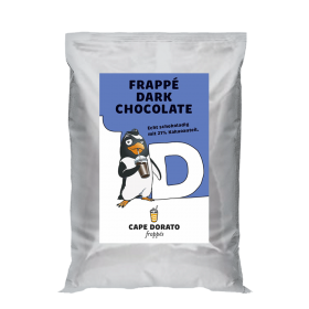 Cape Dorato Frappé Dark Chocolate ~ Beutel a 1 Kg