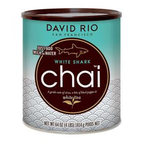 David Rio Chai Foodservice White Shark ~ 1,814 kg Dose