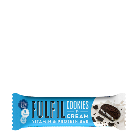 Fulfil Protein Bar Cookies & Cream ~ 1 x 55 g Riegel