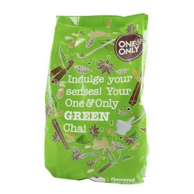 one&only Green Chai Powder ~ Beutel a 1 Kg