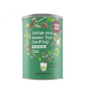 one&only Green Chai Powder ~ Dose a 250 g
