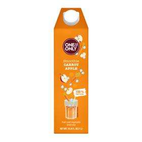 one&only Smoothie Carrot Apple ~ 1 l Tetrapack