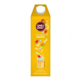 one&only Smoothie Mango ~ 1 l Tetrapack