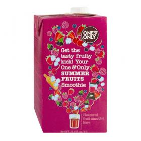 one&only Smoothie Summerfruit ~ 1 l Tetrapack