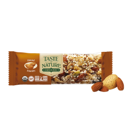 Taste of Nature Nuss- und Fruchtriegel Bio Almond Valley ~ 1 x 40 g Riegel