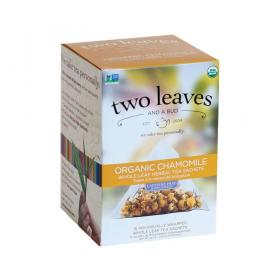 two leaves and a bud Kamille Bio Kräutertee ~ 1 Box a 15 Beutel