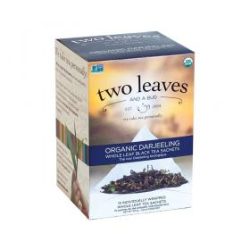two leaves and a bud Darjeeling Schwarzer Tee ~ 1 Box a 15 Beutel